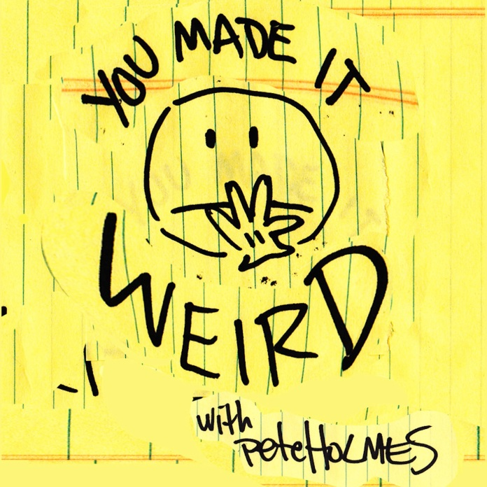 You Made It Weird, Rob Bell Returns